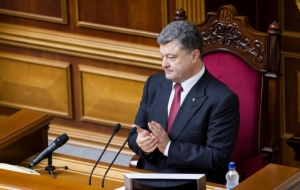 В Украину начались поставки новой разведывательной техники - Порошенко