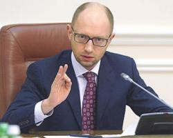 Яценюк заявил, что 4 компании пытаются сорвать тендер на закупку питания  армии