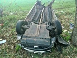 В Первомайском районе в результате ДТП погиб один человек