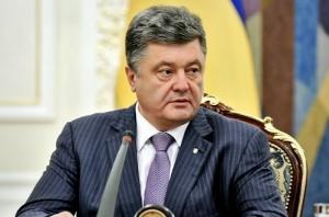 Порошенко заявил об освобождении 5 военных батальона «Донбасс»