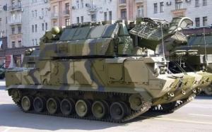 Россия перебросила на Донбасс зенитно-ракетный комплекс ТОР - ИС
