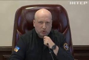 Создан Военный кабинет СНБО: за границей теперь наблюдают на большом экране - Турчинов