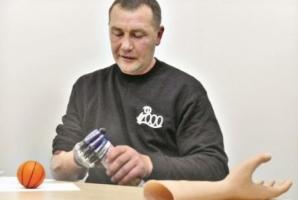 Участнику АТО из Херсонщины установили биопротез