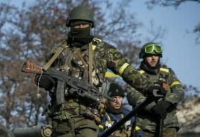 Атаки боевиков в районе Счастья были отбиты украинскими войсками