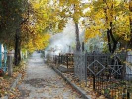 В Николаеве на закрытом кладбище бесследно исчезла могила