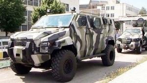 Великобритания направит в Украину для миссии ОБСЕ 10 бронемашин