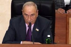 Председатель Одесского областного совета ушел в отставку