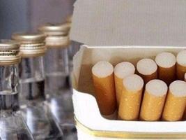 В Украине подорожают алкоголь и сигареты