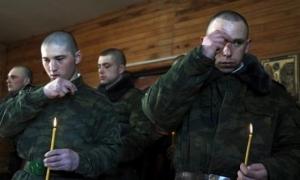 Россия ссылает на Донбасс проштрафившихся военных