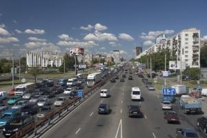 В Киеве из-за поломки на газопроводе перекроют проспект Победы