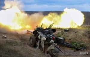Ситуация в зоне АТО: боевики 51 раз открывали огонь