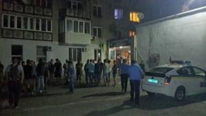 Одесские «автомайдановцы» ночью пикетировали милицию