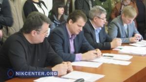В Николаевском горсовете подделали документы, чтобы отдать парк