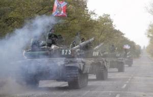 Боевики «ДНР» вернулись в Коминтерново после отъезда ОБСЕ, - «Азов»