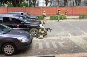 Президент обсудит события в Мукачево на Военном кабинете СНБО