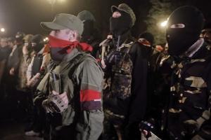 «Правый сектор» помирился с Министерством обороны