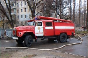 Николаевские спасатели  условно спасли супермаркет
