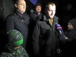Свободовца, обвиняемого в беспорядках под Верховной Радой, выпустили из СИЗО