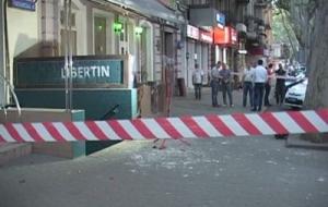 В Одессе взорвали гей-клуб