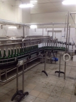 На Николаевщине изъяли почти 39 тыс. бутылок незаконно изготовленного игристого вина