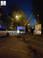 В Центральном районе Николаева демонтировали 4 незаконных «позвонишки»
