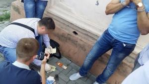 В Запорожье СБУ задержала полицейского, «крышевавшего» воров (ВИДЕО)
