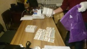 Чиновница Одесской ОГА задержана за взятку в 1,5 млн. грн.