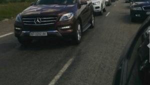Одесские депутаты решили закрыть проезд автомобилей на побережье