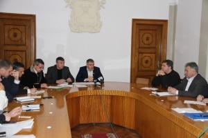 Из-за непогоды городские службы Николаева переведены на усиленный режим работы