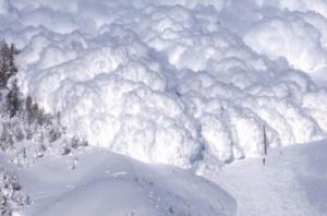 На Закарпатье существует опасность схода лавин