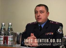 Националисты требуют уволить одесского милиционера за содействие «Антимайдану»