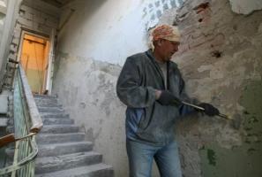 В Николаеве здание собеса в Ленинском районе реконструируют за 3,2 млн. грн.