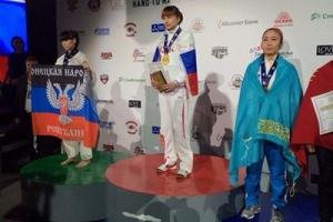 Информация о выступлении на чемпионате мира украинской спортсменки по флагом ДНР - фейк