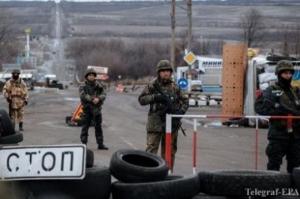 В Донецкой области на пункте пропуска предотвратили вывоз секретных документов