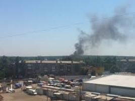 На Донетчине в результате попадания снаряда в районе автостанции погибли 15 человек. Среди них – трое детей