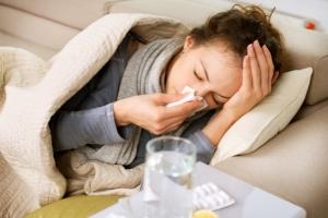 С начала нынешнего года на Херсонщине переболел гриппом каждый десятый