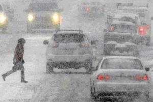 Из-за ухудшений погоды ГАИ призывает водителей Николаевщины быть внимательными на дорогах