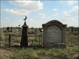 В Старом Крыму сносят новое мусульманское кладбище