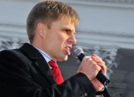 Нардепа избили в Одесской ОГА за торговлю депутатскими местами