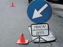 В ДТП на Николаевщине травмированы три человека