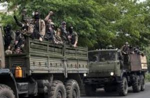 За период проведения АТО под принудительную «мобилизацию» террористов попали 1009 человек