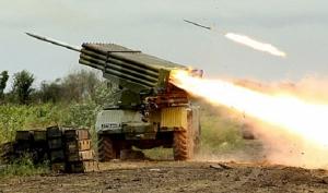 СНБО сообщило про артиллерийские обстрелы с территории России