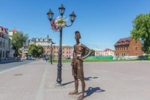 В Херсоне появится памятник Туристу и «Универсальный барометр»