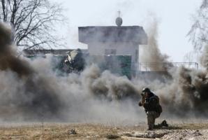 Обострение ситуации в зоне АТО: украинских бойцов обстреляли на подступах к Авдеевке