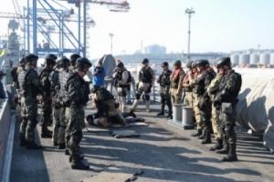 На Николавщине завершились украинско-американские учения «Sea Breeze»
