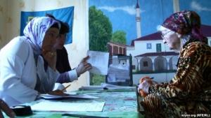 В Херсонской области 39% крымских татар проголосовали на выборах в Меджлис