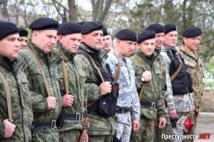 После успешно выполненных задач бойцы батальона «Николаев» вернулись с Донбасса