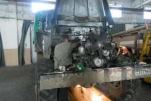 Херсонские спасатели помогают военным в ремонте техники из зоны АТО