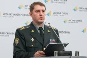 За минувшие сутки в зоне АТО погиб один военнослужащий, еще пятеро были ранены - Мотузяник
