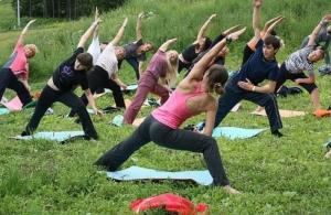 В николаевском парке Победы пройдет бесплатный фитнес-марафон